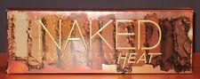 Urban Decay Naked Heat Eyeshadow Palette 12 Neutral Shades Brown Orange $54 NIB