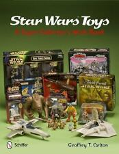 Star Wars Toys: A Super Collector's Wish Book (Hardback or Cased Book)