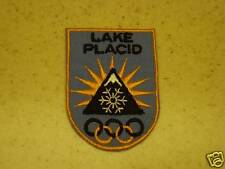 Lake Placid embroidered Patch  Mint ~ Free Ship