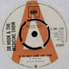 "DR HOOK ~ IF I'D ONLY COME AND GONE ~ 1973 UK ""PROMO"" 7"" SINGLE [Ref.3]"