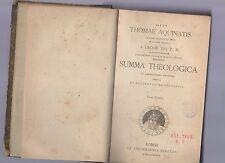 divi thomae aquinatis summa theologica - volumen 4 pars tertia