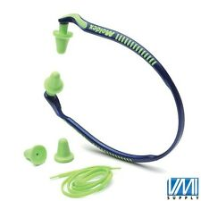 MOLDEX Jazz Band Banded Ear Plug w/Cord Protector 6506 Hearing Protection NRR 25