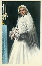 DORIS DAY PHOTO ANCIENNE VINTAGE CARD 50s 60s N°1