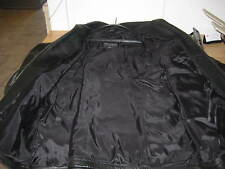 Mans Leather Wilsons Jacket
