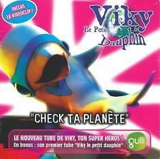 VIKY Le petit dauphin - Check ta planète