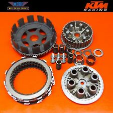 1995 KTM 400 RXC 350 620 LC4 Clutch Basket Kit Pressure Plate Inner Boss Hub