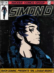 """Simon D Supreme Team - Simon Dominic Presents """"SNL LEAGUE BEGINS"""" (Vol.1) Zion.T"""