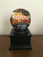 VERMONT SOUVENIR BASEBALL (HOMETEAM)