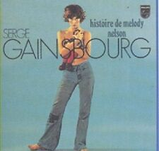 Serge Gainsbourg-Histoire de Melody Nelson (LP NUOVO!) 600753085455
