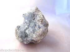 Celestite Crystal Cluster 4oz Geode A28-05 Healing Crystal Angels Calming Peace