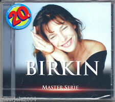 Jane Birkin. Master Serie vol. 1 (1987) CD NUOVO Quoi. Je T'aime...Moi Non Plus.