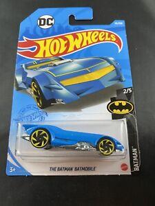 2021 Hot Wheels #56/250 The Batman Batmobile
