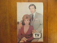 Nov-1983 Ann Arbor(Mich)News TV Magaz(HART TO HART/STEFANIE POWERS/ROBERT WAGNER