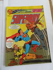 1x Comic - Superboy Heft Nr. 11 (1981)