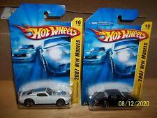 2007 Hot Wheels New Models: Buick Grand National & '70 Pontiac Firebird