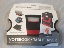 AIDATA Notebook/Tablet Riser NS011BR