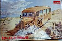 Opel 3.6-47 Omnibus W39 Ludewig Build Late - Roden Kit 808 1:35
