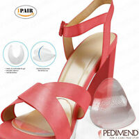 Pedimend Transparent Silicone Gel Shoe Cushion for High Heel (1PAIR) - Foot Care