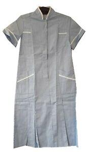 NURSES BEAUTICIANS  HEALTHCARE PINSTRIPE  DRESSES