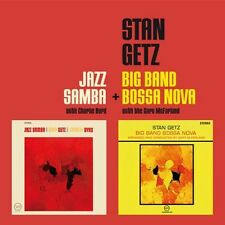 Stan Getz - Jazz Samba / Big Band Bossa Nova [New CD] Bonus Track