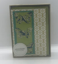 Barnes & Noble Punctuate 3.5x5�. Blank Note Cards/Envelopes -6-Handcrafted India