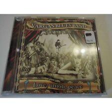 CD VG+/VG+Vargas Blues Band  -  Love, union, peace