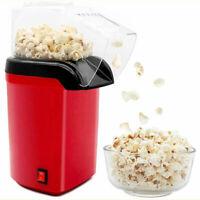 Macchina per Pop Corn Elettrica 900W Popcorn Senza Olio Feste Party Bambini