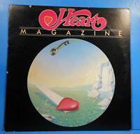 "HEART MAGAZINE LP 1978 ORIGINAL PRESS ""HEARTLESS"" GREAT CONDITION! VG+/VG+!!A"