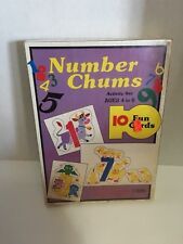 Number Chums Activity Set Sealed