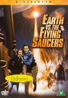 Earth vs. the Flying Saucers [DVD] [1956][Region 2]