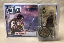 Achilles Myrmidon King Vitruvian HACKS Series 1 boss FIGHT Studio MOC