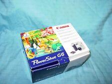 Canon   G6    Digital in Original Karton