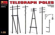 MiniArt 35541a Telegraph Poles In 1 35
