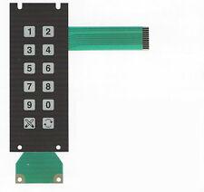 Dresser Wayne Vista3  168820 Membrane Keypad Preset 10 Pack