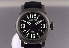 LUM-TEC ABYSS 600M-1 DIVER NEW + GIFT MENS WATCH LIMITED EDITION 150 PCS. DEALER
