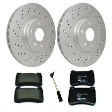 Front Brake Kit 330mm Mercedes W203 C180 C200 sport 2034211312 0044205120