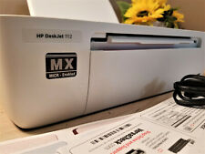 VersaCheck HP Deskjet 1112MX MICR Printer + bonus paper pack Check Printing