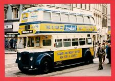 Birmingham Travelcard Bus Photo ~ WMPTE 194: JOJ607: 1951 MetCamm Arab IV: c1973