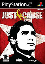 Just Cause-Playstation 2 (PS2) - UK/PAL