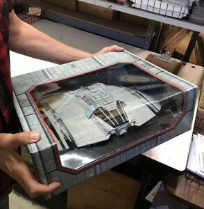 MOEBIUS Battlestar Galactica 1978 Cylon Raider 1/32 Scale Display OOP 18SMB15B