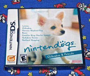 Nintendogs Chihuahua & Friends Nintendo DS Game NEW SEALED NES Original Label