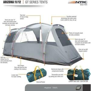 NTK Arizona GT Sport Family XL Camping Tent 100% Waterproof 2500mm
