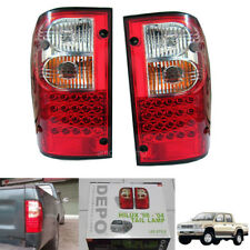 FIT 1998-2004 Toyota Hilux Tiger Mk4 Mk5 Led Tail Light Rear Lamp Red Len