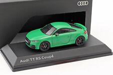 Audi TT RS Coupe grün 1:43 iScale