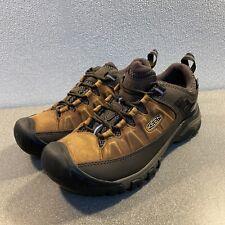 Keen Targhee lll Men's Waterproof Walking Shoes In Chestnut Size UK 7 BRAND NEW