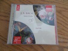 J.S. BACH SONATAS & PARTITAS - JOSEPH SUK 2-CD SET
