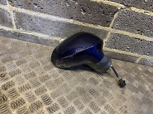 SEAT LEON MK2 FACELIFT DRIVERS SIDE O/S ELEC WING MIRROR ,2009>2012