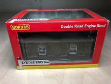 Hornby Lyddle End Double Road Engine Shed N 8098
