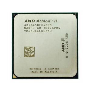 AMD Athlon II X4 645 CPU Quad-Core 3.1 GHz 2M Socket AM3 Processors