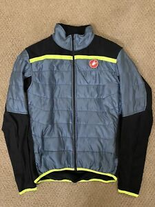 Details about  /Castelli Cannondale Men/'s Gabba Short Sleeve Cycling Jacket Large